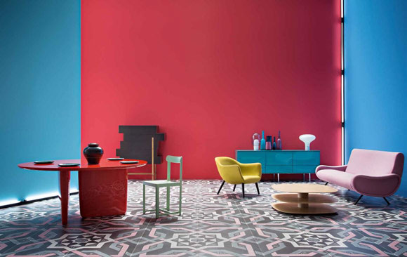 11 SHOOTING: DESIGN Discover the world of LIVING about latest furniture trends, accessories and fashion, by diving