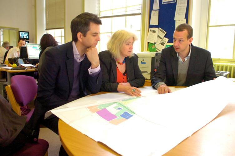 Picture courtesy of Bath & News Media Group Our new strategy for Procurement is Think Local.