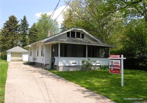 Broker Price Opinion: Comparable Sales 3521 Madison St, Kalamazoo, MI 498 Square footage: 821 sq.ft.