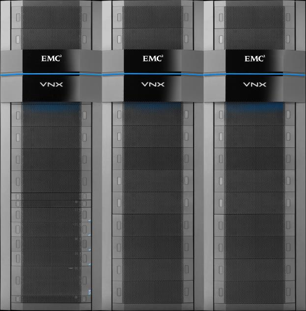New EMC VNX Series with MCx FLASH-optimized for today s virtual cloud