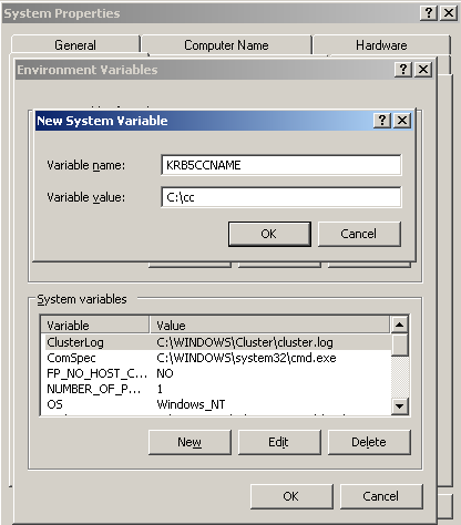 4.2. WINDOWS 2008 COMPATIBILITY WITH MIT KERBEROS TOOLS Figure 4.