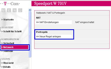 Click APPLY For Speedport Routers 1 1. Login your router.