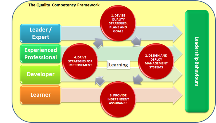 The Proposed Quality Competency Framework for the Future