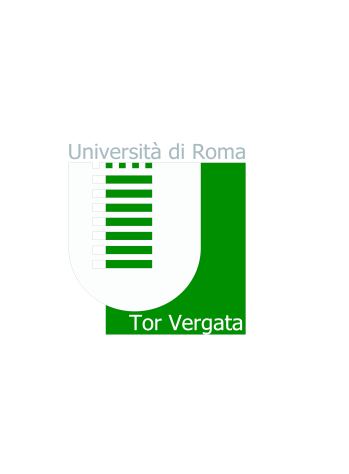 Università degli Studi di Roma Tor Vergata INDUSTRIAL ENGINEERING DEPARTMENT AND SCHOOL OF MEDICINE AND SURGERY 2nd-LEVEL MASTER COURSE IN PROTECTION AGAINST CBRNe EVENTS (Executive Course for