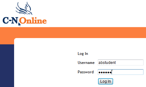 Accessing and Logging In to C-N Online Access You may access C-N Online LMS in two ways. 1. Through the Carson-Newman Website >Drop-down Quick Menu or 2.