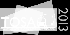 TOSA 2013 project - Switzerland New transport mode with optimized powering system Vision Promote new standards of public transportation and the development of