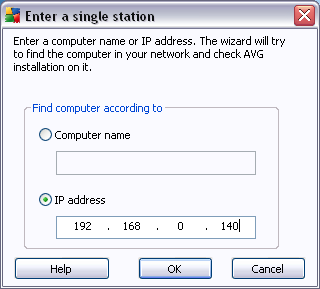 button will become active. Select stations without AVG - will select only stations that do not have AVG already installed, or where AVG could not be detected.