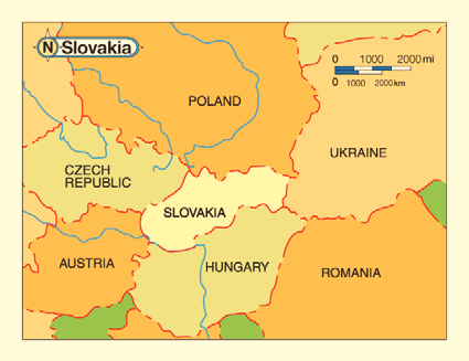 SLOVAK REPUBLIC The EU Prospectus Directive has been implemented into Slovak Republic law.