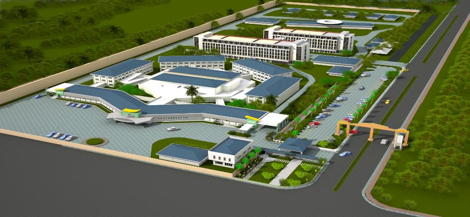 Modernization of Cagayan Valley Medical Center PhP305 Million ( 4.