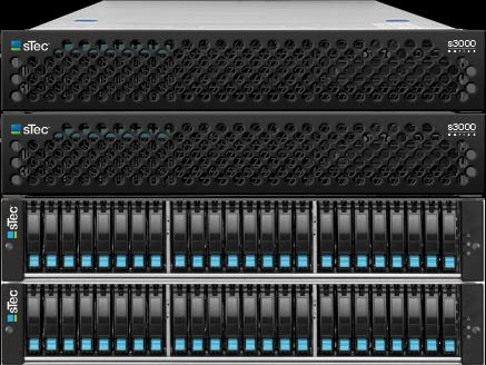 S3000 Solid State Storage Solution Unified storage solution Block: iscsi File: SMB 2.1 / 3.0, NFS v3 / v4.