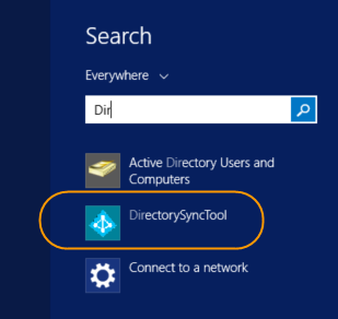 Configure the Microsoft Azure Active Directory Sync Tool Now, log back on to DC1 and we will begin with the initial configuration of the Azure AD Sync tool.