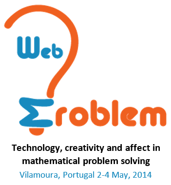 Proceedings of the Problem@Web International Conference: Technology, creativity and affect in mathematical problem solving Editors Susana Carreira, Nélia Amado, Keith Jones, and Hélia Jacinto