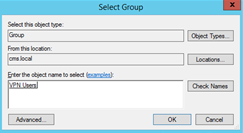 Installing the NPS and RADIUS Roles on Windows Server 2012 How to Define a Policy on the NPS