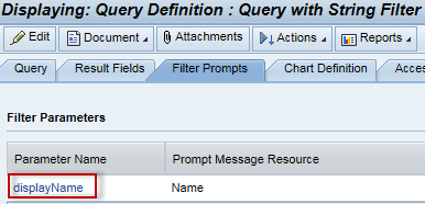 Query Web Service Demo Query with string filter Custom Query Definition(CUSTOM-AllProjectsSingleFilter) filter by project s Display Name REST Request Method: POST URL Method: execute URL: