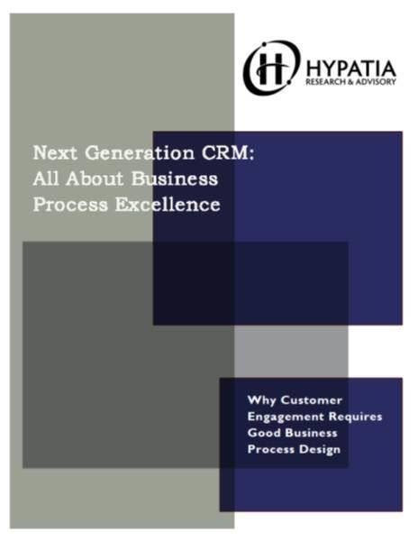 Next Generation CRM for Enhanced