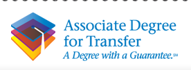 Associate in Arts for Transfer (AA -T) or Associate in Science for Transfer (AS -T) In order to earn one of these degrees, students must complete a minimum of 60 required semester units of