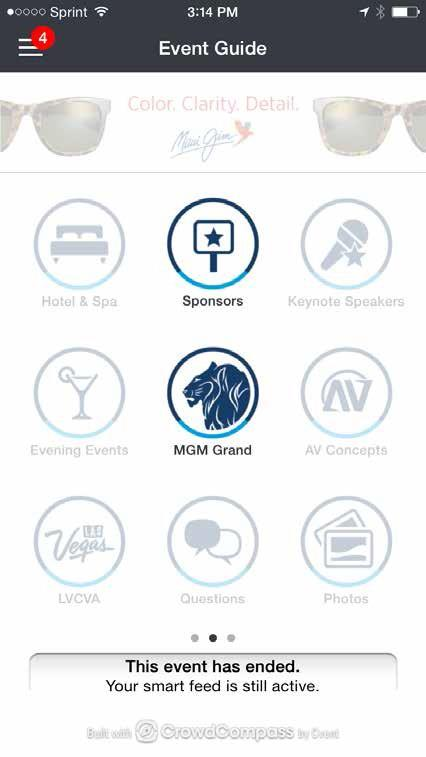 5 Ways to Monetize Your Event App 4 #3 Sponsored Listings & Highlighted Exhibitors Sponsored Listings w/ Icon - $1,500 Highlighted Exhibitors - $300 (up to 10 available) If you really want to stand