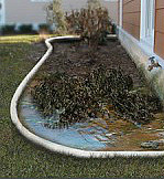 Catch basin - A catch basin is a part of a storm drain or sewer system that is designed to trap debris so that it cannot enter the drainage pipes.