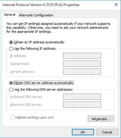 2.2 ADDING DNS SUFFIXES In the