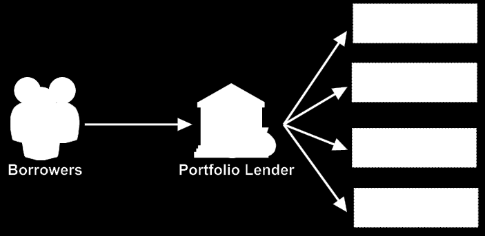 Primary Mortgage Market The Portfolio Lending Model The traditional source of finance for housing in developed and developing markets is deposits in banks and savings institutions.