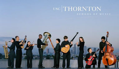 University of Southern California Thornton School of Music Admission Process 1. Submit USC Admissions Application 2.