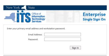 Use your primary email address (UPN) and associated password to access the portal. When you click in the password field you should be redirected to the screen below. Enter your password.