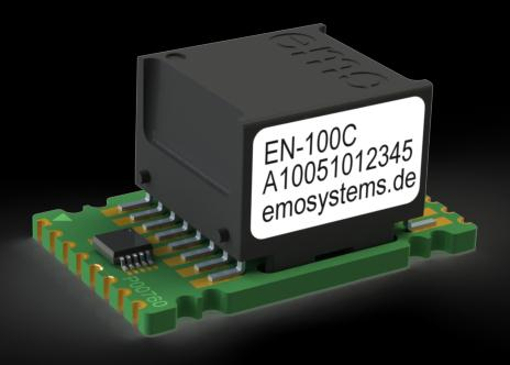 ENGLISH EMOSAFE EN-100 Product Data Sheet Network Isolators for PCB assembly November 2013 1 GENERAL DESCRIPTION The EMOSAFE EN-100 Network Isolator interrupts all galvanically conducting connections