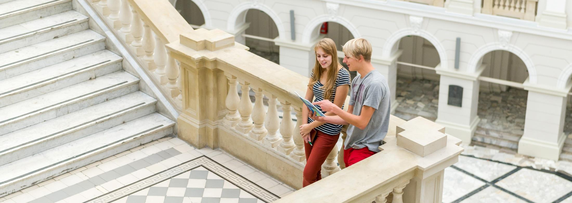 Warsaw University of Technology offers over 100 postgraduate studies.