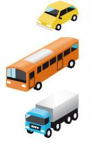 % of vehicle fuel Buses important,
