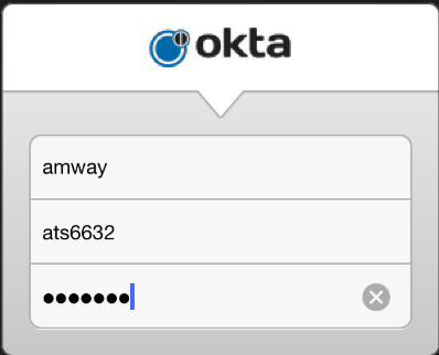 From your mobile device s application store, search for the Okta Mobile application. This application is free to install and use. 2.