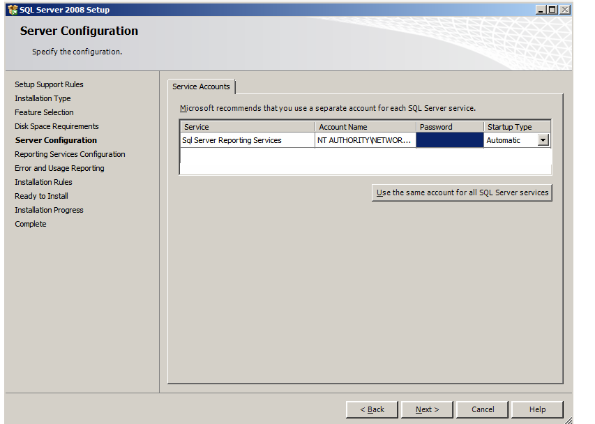 Installing EMC SourceOne Reporting 11.