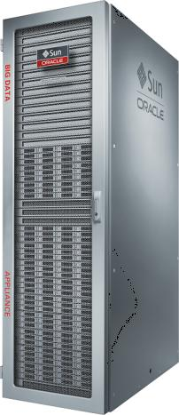 Big Data Appliance Product Family Starter Rack is a fully cabled and