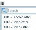 Dial from Search 1. In the Content panel, select the target directory. 2. In the Search box, type your search criteria.. 3. Press Enter. 4. Click the phone number you want to dial.