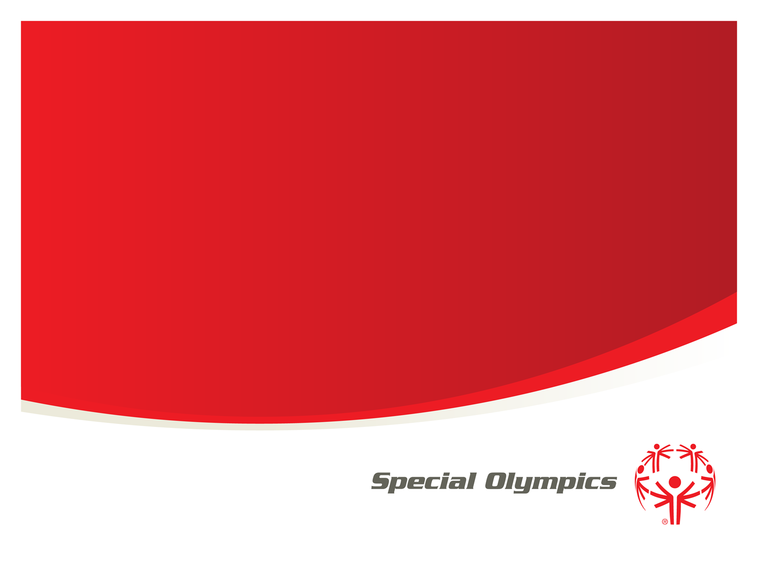 Special Olympics Global Football Initiative Update