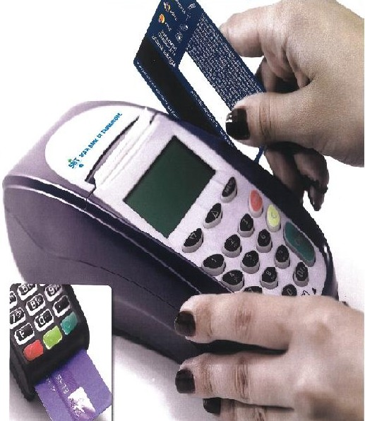 We, SBT install Electronic Data Capture (EDC) machine or Point of Sale (POS) terminal(s) which facilitate acceptance of