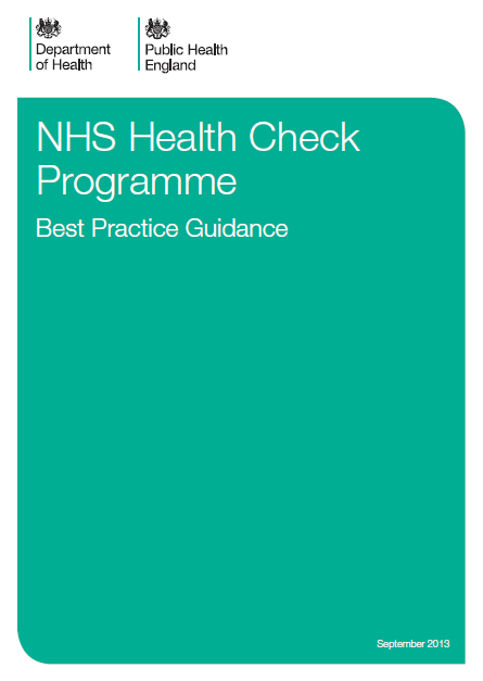 NHS Health Check process Two stages: 1.