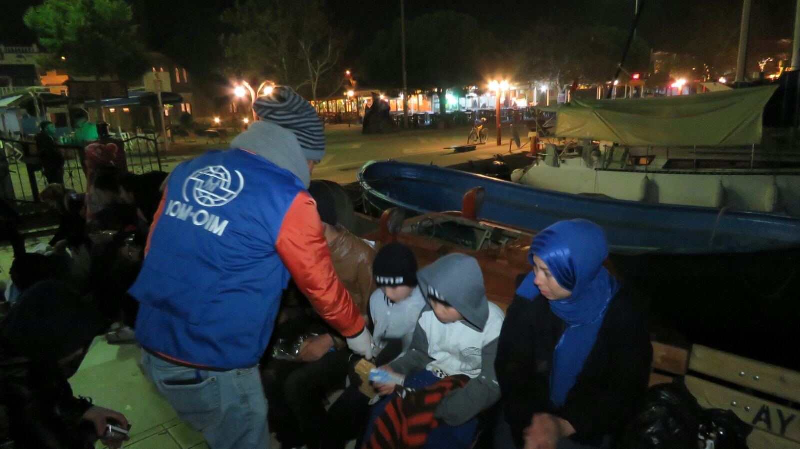 EUROPE / MEDITERRANEAN MIGRATION RESPONSE IOM Response Situation Report 31 December 2015 Turkey (continued) As of 27 December, the Turkish Coast Guard (TCG) has rescued a total of 91,080 persons.
