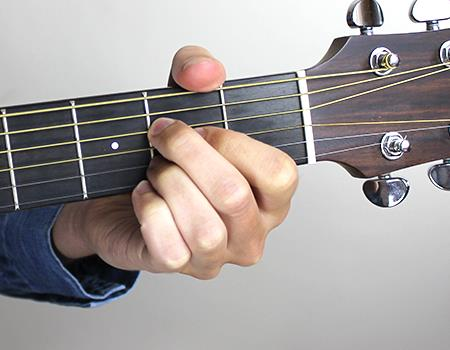 Repeat this exercise as the start of your practice time to get these 2 chords memorized asap. 5 Steps to being able to play a chord from memory! 1.