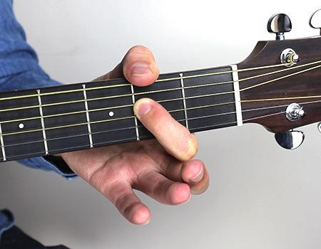 Easy Rock Power Chords So far we have learned the E, A and D major chords. A lot of Rock and Blues music tends to play the Power chord version of these chords to sound heavier and darker.