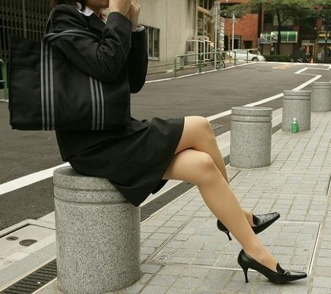 The Specifics for Women Shoes must be clean and polished. Wear comfortable ones. Heels should be no higher than two inches.