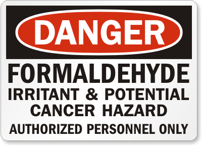 LiAiSON OCTOBER Marwell Medical Newsletter Formaldehyde How does Formaldehyde affect human health? Formaldehyde is toxic by inhalation, by skin contact, and by swallowing.