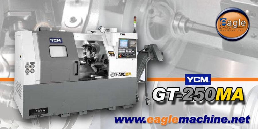 STANDARD FEATURES FANUC MXP-200FA CONTROL Spindle Features Body Structure POWERFUL 20 HP H / L SHIFTING SPINDLE MOTOR HARDENED & GROUND BOXWAY CONSTRUCTION 4,500 RPM MAXIMUM SPINDLE SPEED HEAT