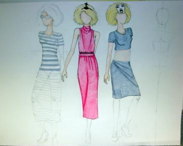 Courses focus on fashion, interiors, textiles and other design related skills.