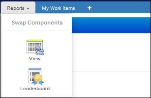 If you maximize a component, use the down arrow next to the dashboard name to switch to a different component.