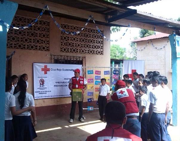 DREF Final Report Guatemala: Dengue DREF operation n MDRGT005 19 September 2014 The International Federation of Red Cross and Red Crescent (IFRC) Disaster Relief Emergency Fund (DREF) is a source of