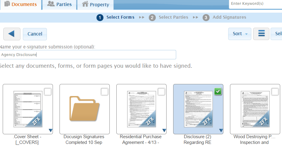 You can complete signing documents faster while avoiding printing, faxing or driving around town!