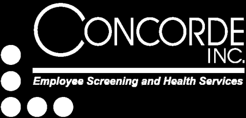 DRUG AND ALCOHOL TESTING PROCEDURES Concorde s Client Guide for Conducting a Drug and Alcohol Testing Program [Rev.