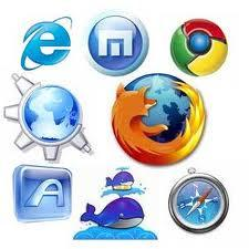 Web Browser A web browser or Internet browser is a software application for
