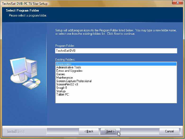 7. After this, the installation of Server4PC and
