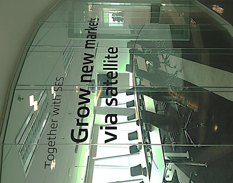 SES in Asia: A growing presence SES has five satellites serving Asia today We have customers across Asia-Pacific;